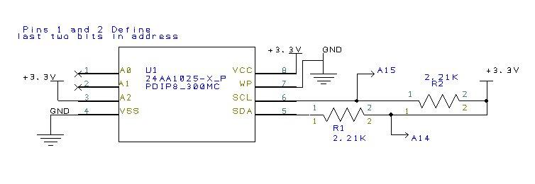 PIC32MX: I2C EEPROM - Northwestern Mechatronics Wiki