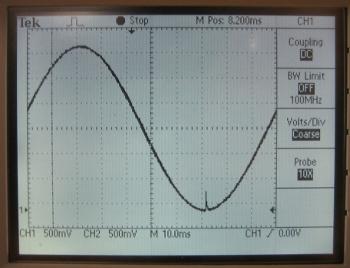 PIC32MX: Sinusoidal Analog Output - Northwestern