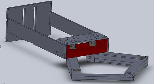 Design and Control of a Pantograph Robot - Northwestern