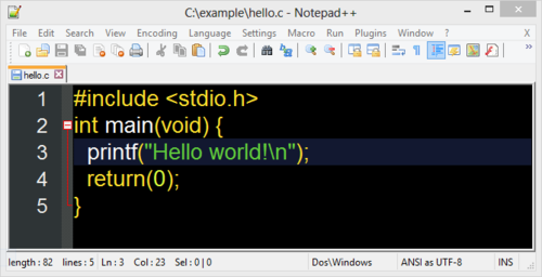 C Compilers - Northwestern Mechatronics Wiki