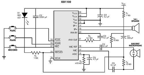 Audio recording and playback - Northwestern Mechatronics Wiki