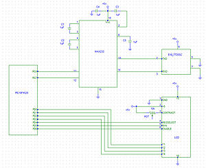 Max232 Circuit Diagram | Interfacing With A Touchscreen Northwestern Mechatronics Wiki
